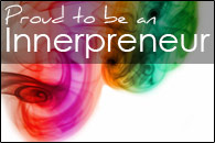 proud to be an innerpreneur badge