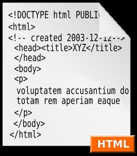 Dasar Dasar Membuat Web Dengan HTML web desain grafis