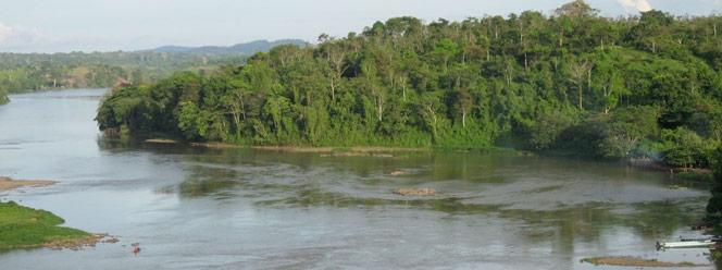 The Rio San Juan
