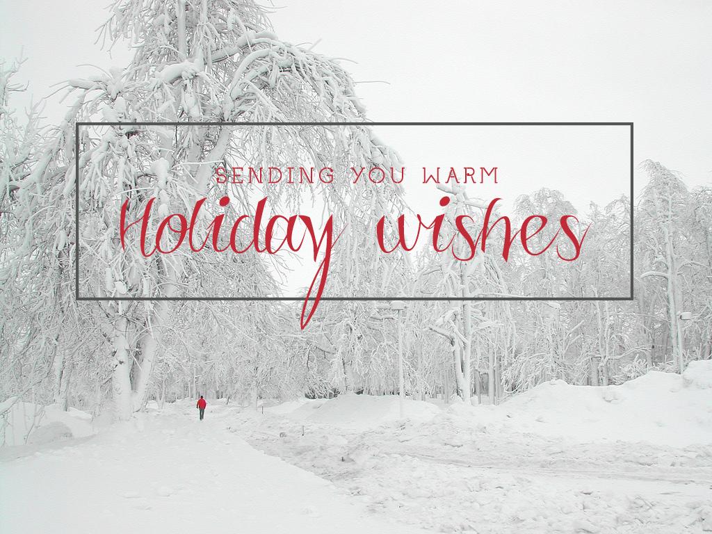 Joyful Holiday Wishes for You