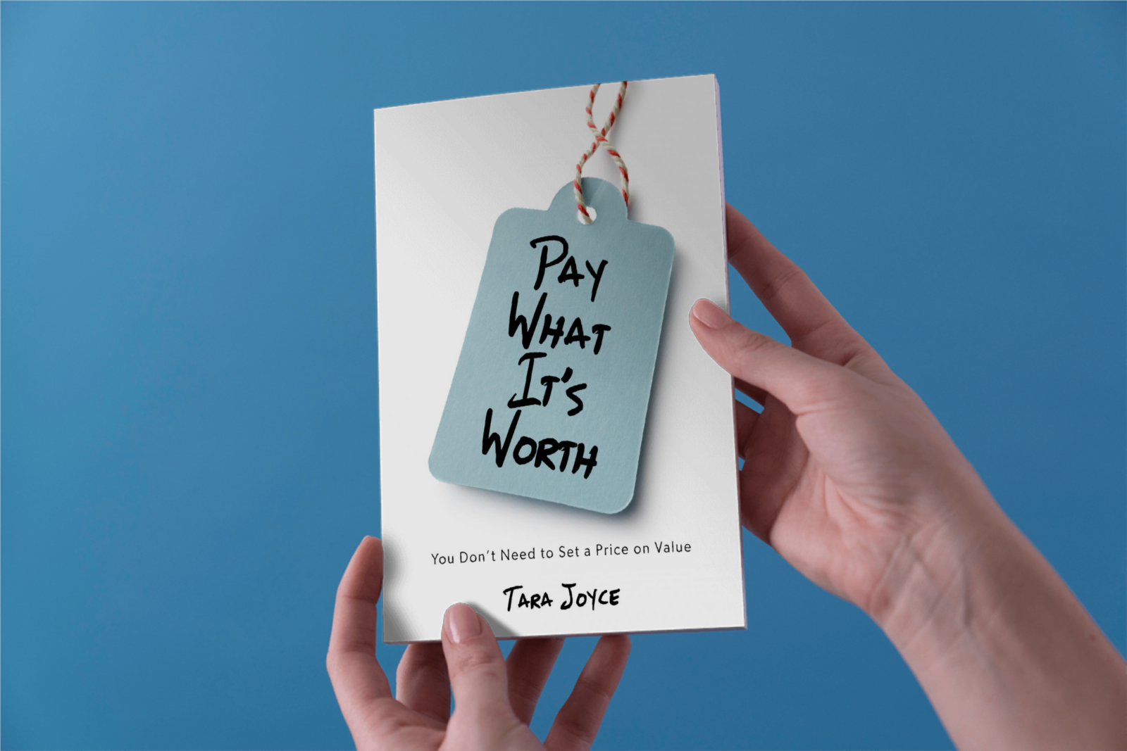 Pay What It's Worth Is On Sale Today!