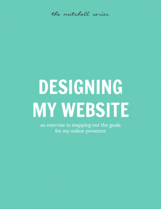 Designing My Website